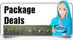Soccer T Shirts and Hoodies Made Easy Package Deals