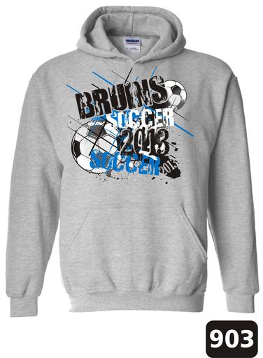 Designs soccer team packs for Football team t shirt designs
